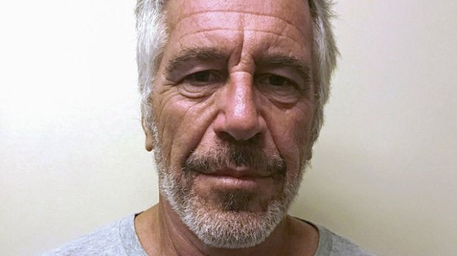 Jeffrey Epstein suicide